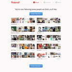 Parcours nouvel utilisateur : l&#8217;exemple de Pinterest